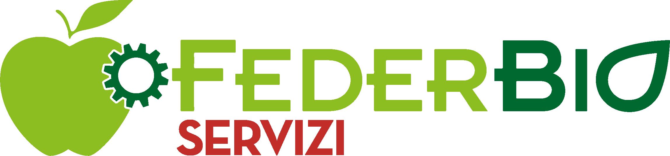 Logo_FederbioServizi_4Q no sfondo